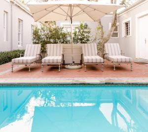 Bonne Esperance Studio Apartments, Apartmány  Stellenbosch - big - 36