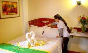 Hotel Pachakuteq, Отели  Мачу-Пикчу - big - 51