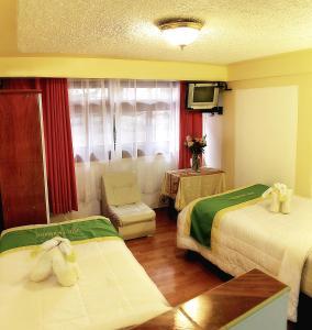 Hotel Pachakuteq, Отели  Мачу-Пикчу - big - 59