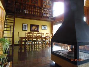 El Xalet de Taüll Hotel Rural, Hotels  Taull - big - 41