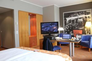 Mercure Hotel & Residenz Berlin Checkpoint Charlie, Hotel  Berlino - big - 5