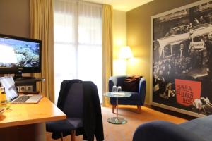 Mercure Hotel & Residenz Berlin Checkpoint Charlie, Hotel  Berlino - big - 2