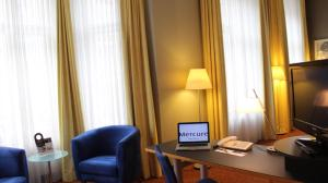 Mercure Hotel & Residenz Berlin Checkpoint Charlie, Hotel  Berlino - big - 47