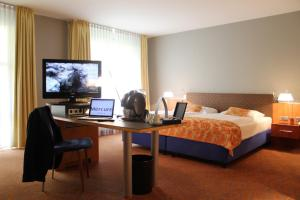 Mercure Hotel & Residenz Berlin Checkpoint Charlie, Hotel  Berlino - big - 3