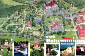 Villa Anastazis - Penzion Eden, Guest houses  Karlovy Vary - big - 169