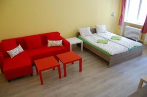 Colors Apartments Budapest, Apartments  Budapest - big - 37