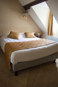 Inter-Hotel Loches George Sand, Отели  Лош - big - 18