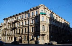 Apartment on Kovenskiy, Apartmanok  Szentpétervár - big - 15