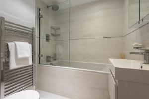 onefinestay - South Kensington private homes II, Apartmány  Londýn - big - 110
