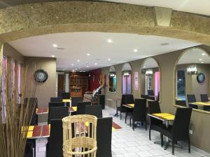 Citotel Le Mirage, Hotely  Istres - big - 47