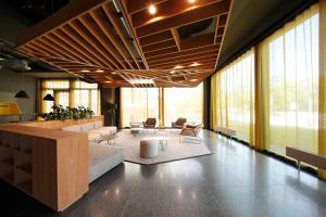 SMARTments business München Parkstadt Schwabing, Апарт-отели  Мюнхен - big - 15