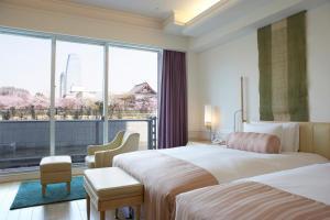 Garden Luxury Suite Room with Tatami Area - Non-Smoking