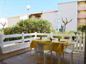 Rental Apartment Capounades - Narbonne Plage, Ferienwohnungen  Narbonne-Plage - big - 19