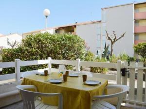 Rental Apartment Capounades - Narbonne Plage, Ferienwohnungen  Narbonne-Plage - big - 18