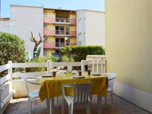 Rental Apartment Capounades - Narbonne Plage, Ferienwohnungen  Narbonne-Plage - big - 16