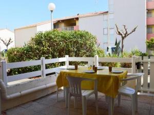 Rental Apartment Capounades - Narbonne Plage, Ferienwohnungen  Narbonne-Plage - big - 6