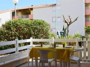 Rental Apartment Capounades - Narbonne Plage, Ferienwohnungen  Narbonne-Plage - big - 2