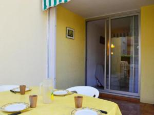 Rental Apartment Capounades - Narbonne Plage, Ferienwohnungen  Narbonne-Plage - big - 5