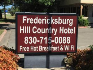 Fredericksburg Hill Country Hotel, Hotely  Fredericksburg - big - 22