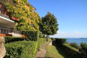La Villa Fasano, Aparthotely  Gardone Riviera - big - 53