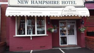 The New Hampshire, Guest houses  Blackpool - big - 16