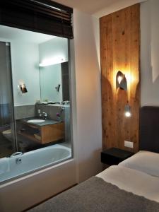 Hotel Mirabeau, Hotely  Zermatt - big - 26