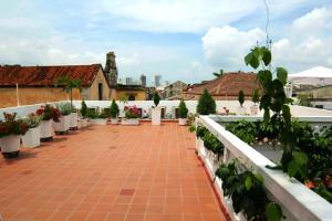 Casa Villa Colonial By Akel Hotels, Hotely  Cartagena de Indias - big - 24