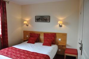 Hotel Des Voyageurs, Hotely  Le Rouget - big - 5