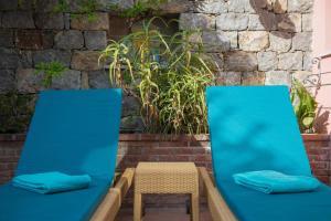 Hotel Villa Schuler, Hotels  Taormina - big - 86
