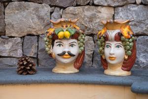 Hotel Villa Schuler, Hotels  Taormina - big - 82