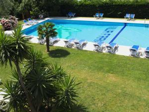 Villa Franca, Hotel  Nago-Torbole - big - 156