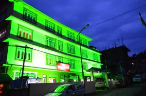 Hotel Golden Sunrise & Spa, Hotely  Pelling - big - 26