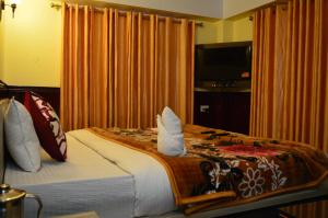 Hotel Golden Sunrise & Spa, Hotely  Pelling - big - 2