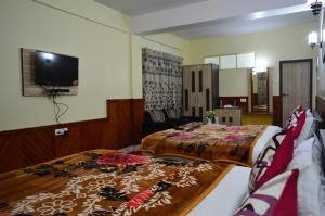 Hotel Golden Sunrise & Spa, Hotely  Pelling - big - 3