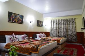 Hotel Golden Sunrise & Spa, Hotely  Pelling - big - 4