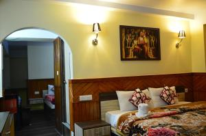 Hotel Golden Sunrise & Spa, Hotely  Pelling - big - 5