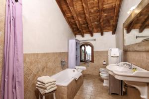 Premignaga Natural Home, Aparthotels  Gardone Riviera - big - 38