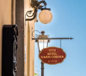 Hotel Garni Corona, Отели  Менаджо - big - 57