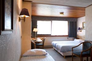 Fletcher Badhotel Noordwijk, Hotels  Noordwijk aan Zee - big - 3