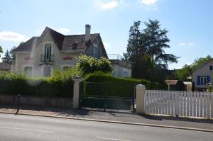 Weckerlin, Holiday homes  Sarliac-sur-l'Isle - big - 8