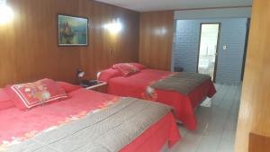 Windsor Suites Hotel, Hotely  Santiago - big - 13