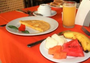 La Posada del Arcangel, Bed & Breakfast  Managua - big - 72