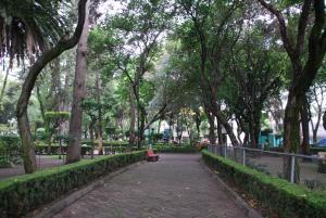 HomFor Napoles, Apartmány  Mexiko City - big - 9