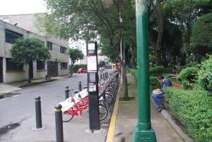 HomFor Napoles, Apartmány  Mexiko City - big - 11