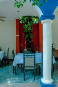 Hotel Zamna, Hotels  Mérida - big - 45