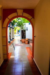 Hotel Zamna, Hotels  Mérida - big - 44