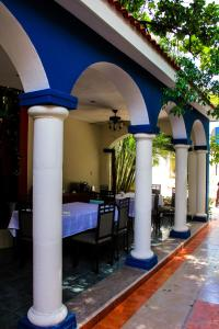 Hotel Zamna, Hotels  Mérida - big - 43