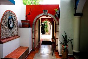 Hotel Zamna, Hotels  Mérida - big - 36