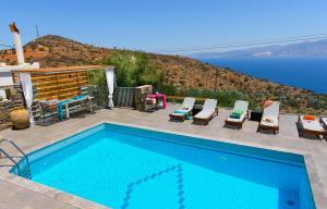 Villa Olga, Vily  Agios Nikolaos - big - 77
