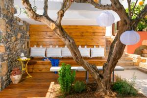 Villa Olga, Vily  Agios Nikolaos - big - 56